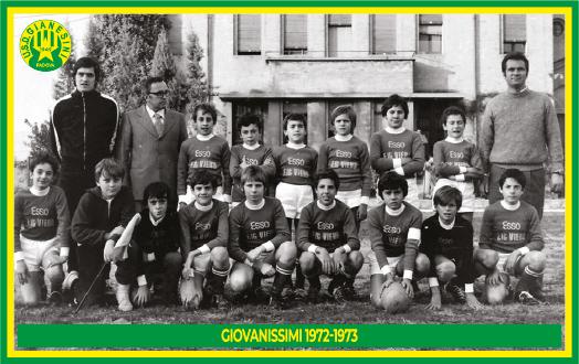 Gianesini - Giovanissimi 1972/1973